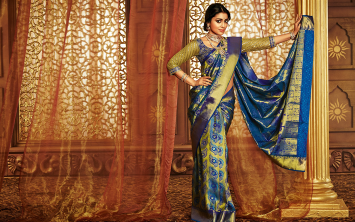 Vestido hindu mujer corto